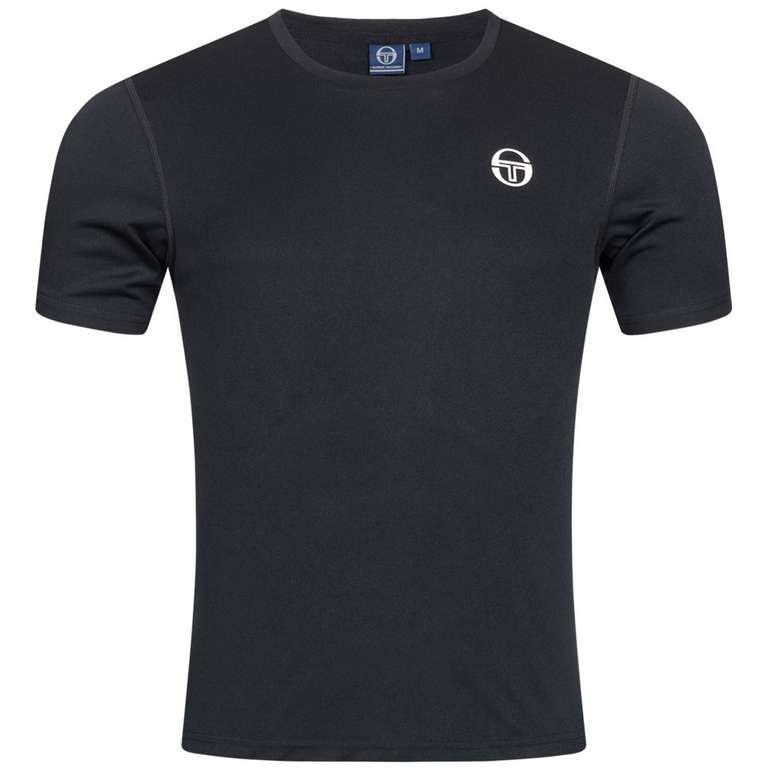 Sergio Tacchini Zitan Herren T-Shirt für 9,50€ inkl. Versand (statt 15€) - Größe S und M!