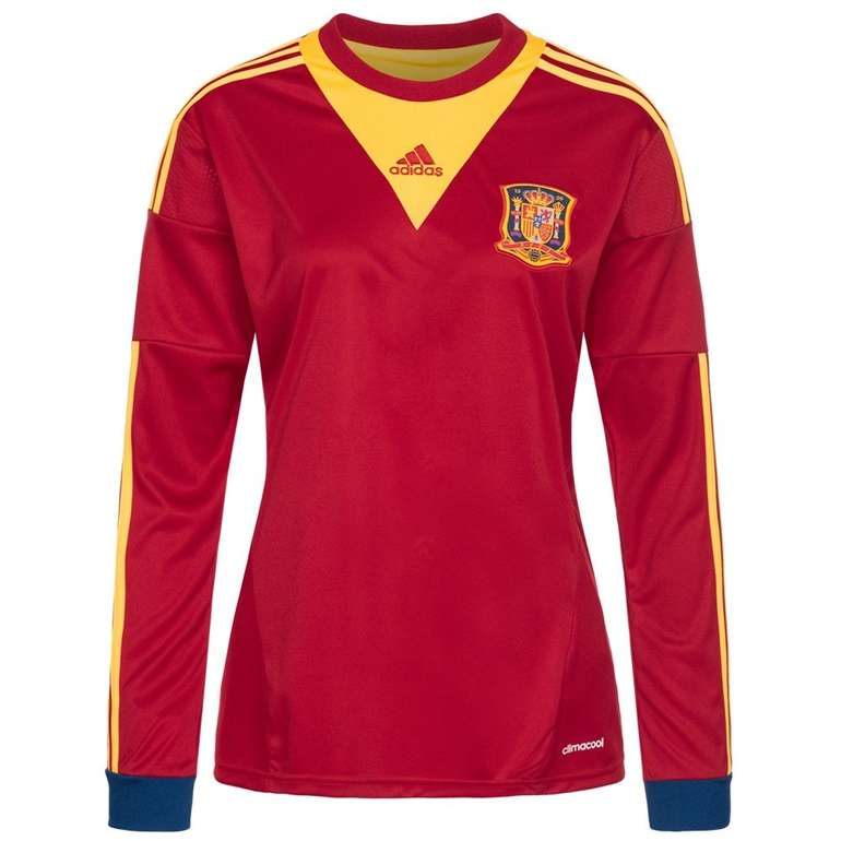 """Adidas Spanien Damen Trikot """"Player Issue"""" für 8,39€ inkl. Versand (statt 12€)"""