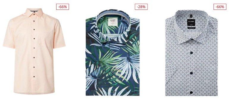 Olymp Business-Hemden Sale 2