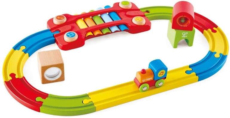 Hape Meine Sinne Eisenbahn-Set (3822) für 13,98€ inkl. Versand