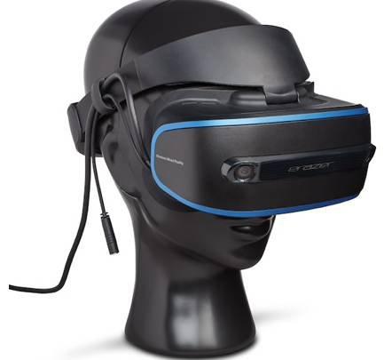 Medion Erazer X1000 Virtual Reality Headset für 179,95€ inkl. Versand