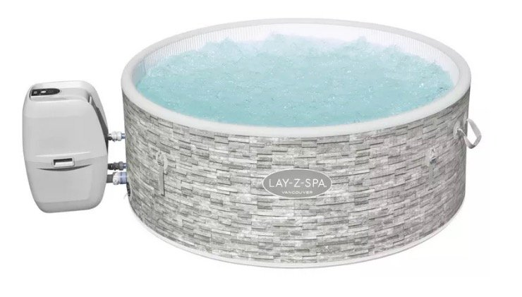 "Bestway ""Lay-Z-Spa Vancouver"" Whirlpool Ø155cm für 502,95€ (statt 630€)"