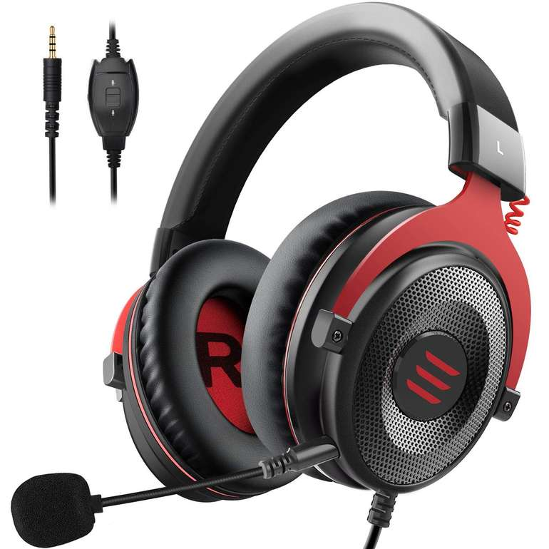 Eksa E900 Gaming Headset (PS4, PC, Xbox One) für 20,15€ inkl. Prime Versand (statt 34€)