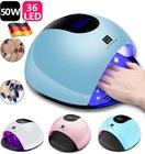 NoName LED UV Nagel-Trockner mit 80 Watt (versch. Farben) für je 18,79€