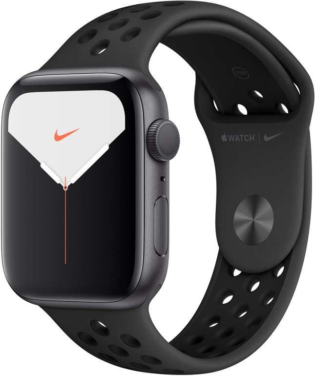 Apple Watch Series 5 Nike+ 44mm GPS Aluminiumgehäuse für 379€ (statt 453€)