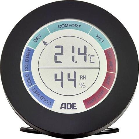 3er Pack ADE WS 1831 Thermo-/Hygrometer für 21,94€