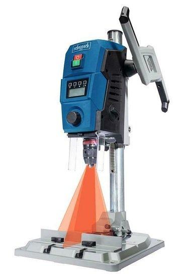 Scheppach DP50 Tischbohrmaschine mit Digitaldisplay & Laser für 119,95€ inkl. Versand