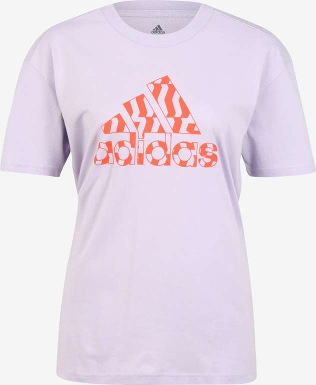 "Adidas Performance Damen Shirt ""MHE Gr"" für 17,77€ inkl. Versand (statt 30€)"