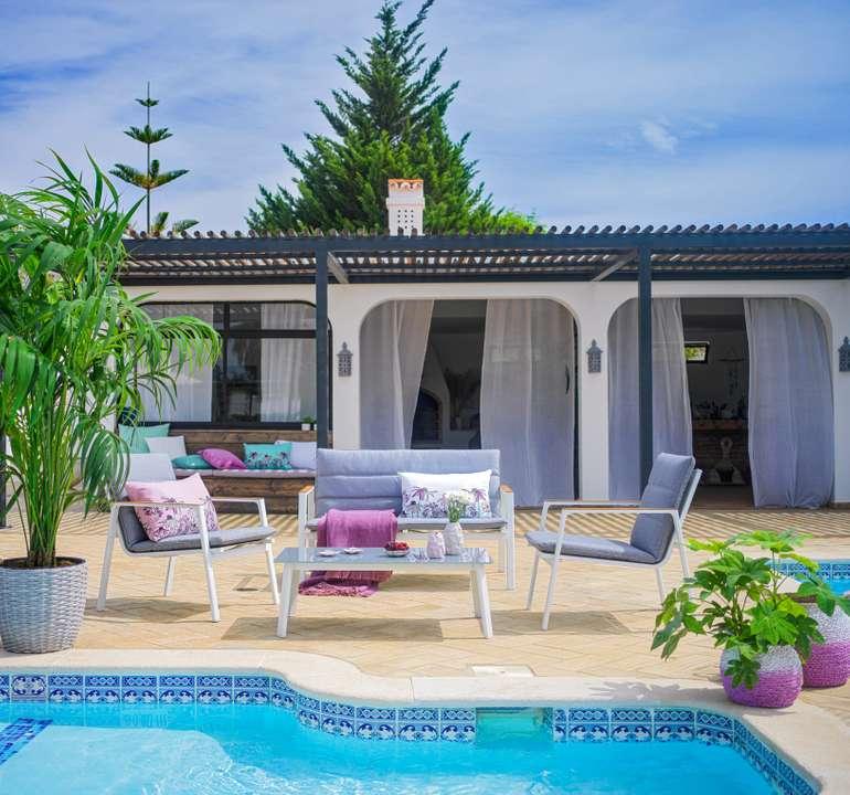 Modern Living Loungegarnitur Havanna für 438,95€ (statt 539€)