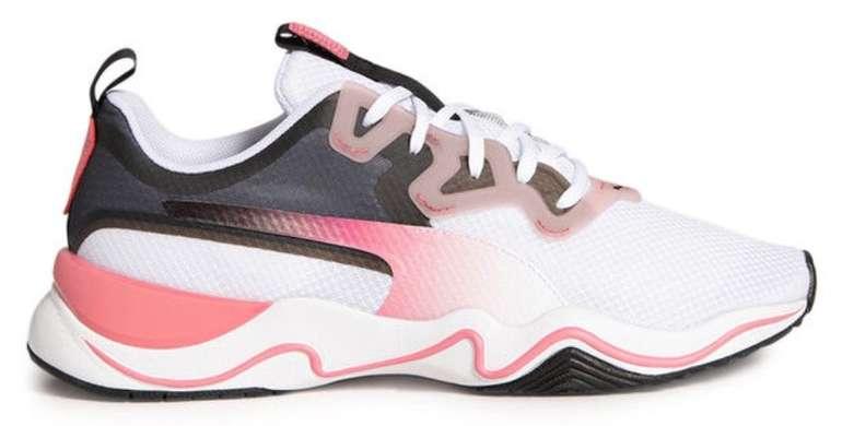 """Puma Zone XT Jelly Damen Sneaker im """"white/bubblegum""""-Colourway für 41,42€ inkl. Versand (statt 50€)"""