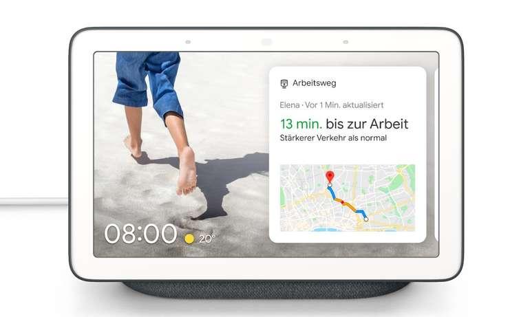 Google Nest Hub für 66,67€ inkl. Versand (statt 75€)