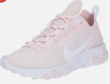 """Nike Sportswear Damen Sneaker """"React 55"""" für 58,86€ inkl. Versand (statt 130€)"""