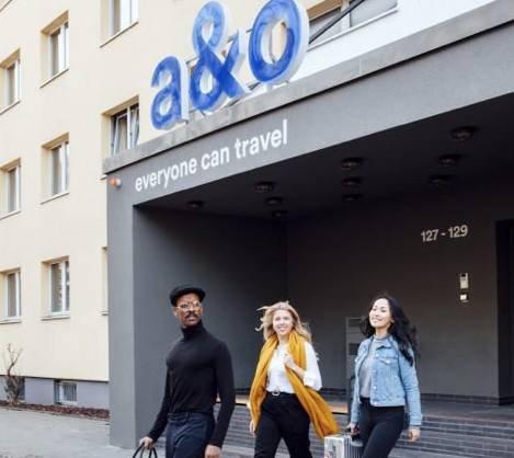 A&O Hostels: 2 Nächte für 2 Erwachsene + Bettwäsche & 2 Kinder für 59€