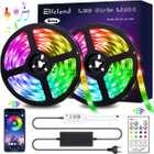 10m Elfeland LED Streifen (RGB, 5050SMD, 300 LEDs, App gesteuert) für 17,99€ inkl. Versand (statt 30€)