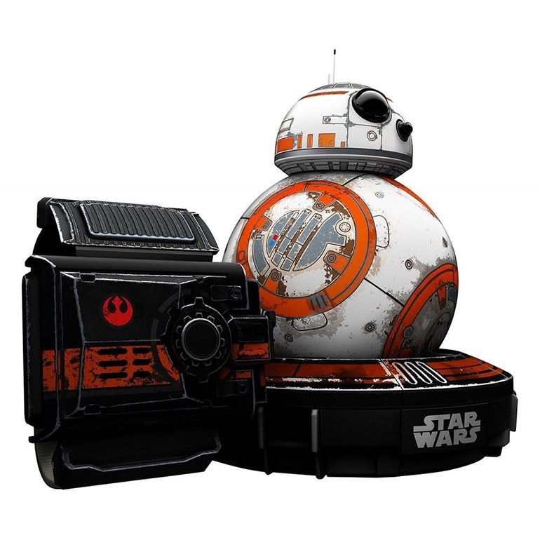 Sphero BB-8 - App-gesteuerter Star Wars Droide + Force Band für 55,90€
