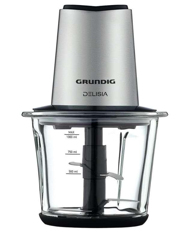 Amazon Prime Day: Grundig Delisa CH 8680 Multi-Zerkleinerer (1 Liter Glas, Edelstahl) für 34,49€ (statt 47€)