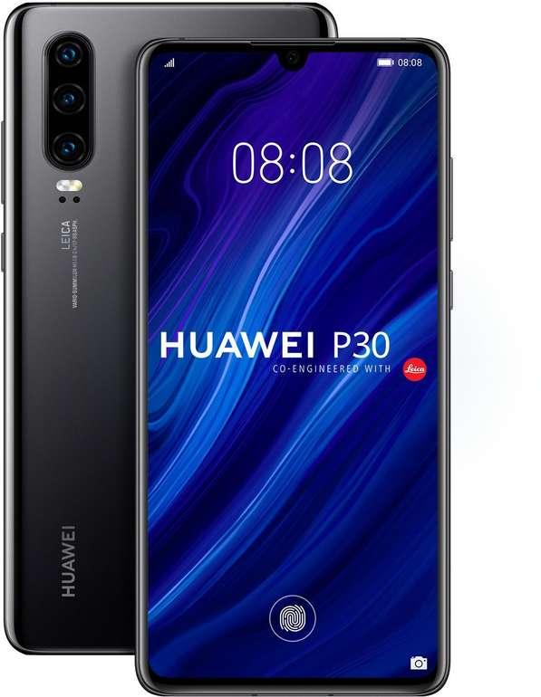 Huawei P30 Dual SIM (1€) mit Vodafone green LTE 3GB Promotion Vertrag für 17,99€ mtl.