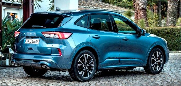 Ford Kuga PHEV ST-Line Hybrid Leasing 2