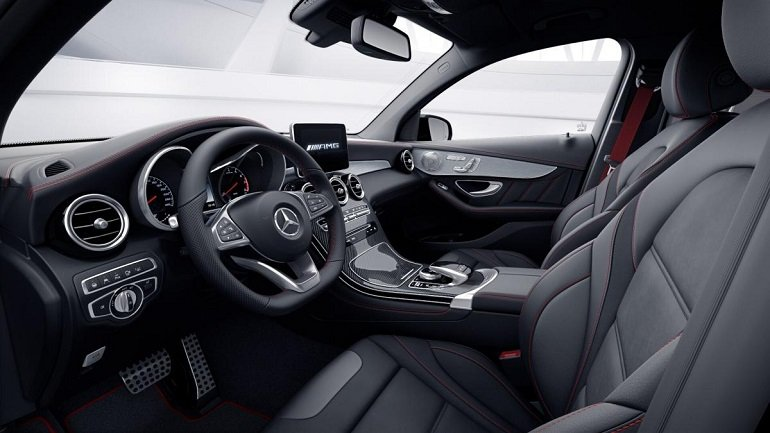 Mercedes-Benz GLC 43 AMG Leasing 3