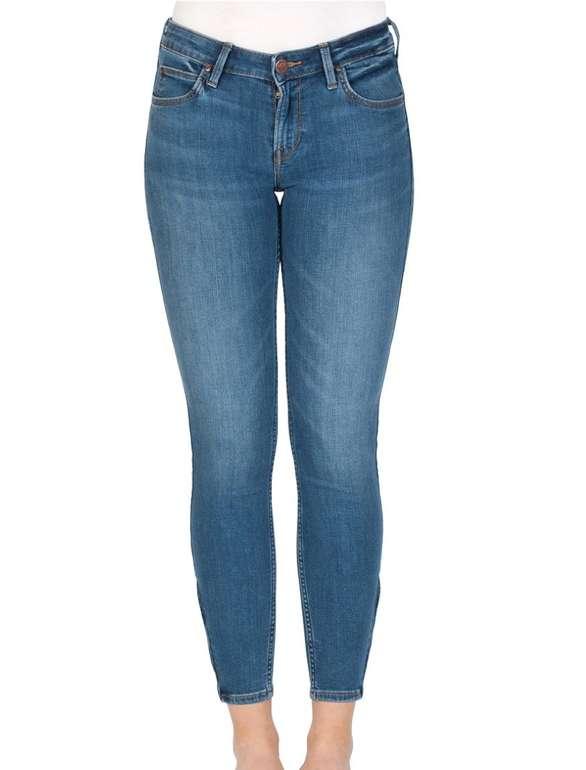Lee Damen Jeans Scarlett Cropped Ninety Nine in Skinny Fit für 22,49€ inkl. Versand (statt 35€)