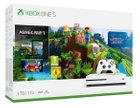 Xbox One S 1TB Minecraft Complete Collection + Gears of War 4 (Code) für 184,15€