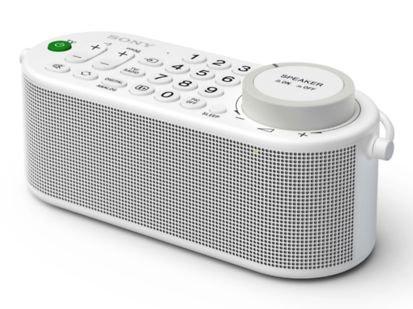 Sony SRS-LSR100 drahtloser TV-Zusatzlautsprecher mit Akku + integrierte Universal-Fernbedienung für 89,90€