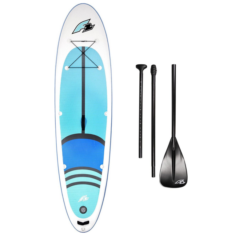 Stand Up Paddle: F2 Inflatable SUP-Board Cross ab 254,99€ inkl. VSK (statt 306€)