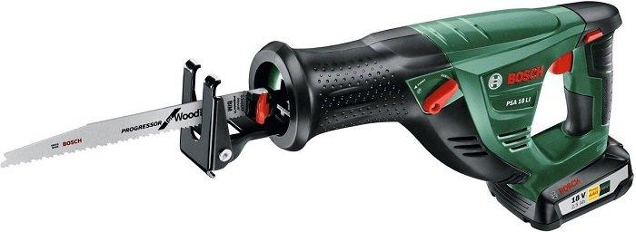 Bosch PSA 18 LI Akku-Säbelsäge (06033B2302) für 113€ (statt 146€)