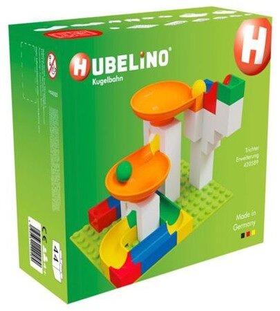 Hubelino Kugelbahn Erweiterung Trichter - 44-teilig (420589) für 27,99€ inkl. Versand (statt 42€)