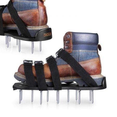TK Takelife Rasenlüfter Schuhe mit einstellbaren Riemen für 9,09€ (Prime)