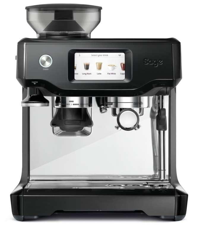 Sage SES880 The Barista Touch Espresso-Maschine mit Touchscreen-Anzeige für 799€ (statt 899€)