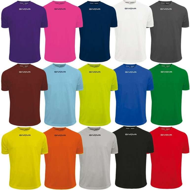 Givova One Herren Trainings Trikot Mac01 in verschiedenen Farben für je 8,94€ inkl. Versand