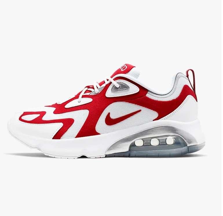 Nike Air Max 200 Herren-Sneaker (versch. Farben) für je 69,98€ inkl. Versand (statt 90€)