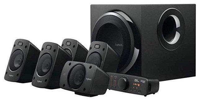 Logitech Z906 5.1 Sound System für 199€ inkl. Versand (statt 214€)