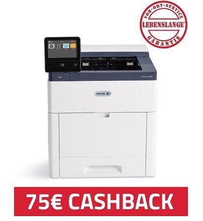 Xerox VersaLink C600N Farblaserdrucker 274,90€ inkl. Versand (+75€ Cashback!)