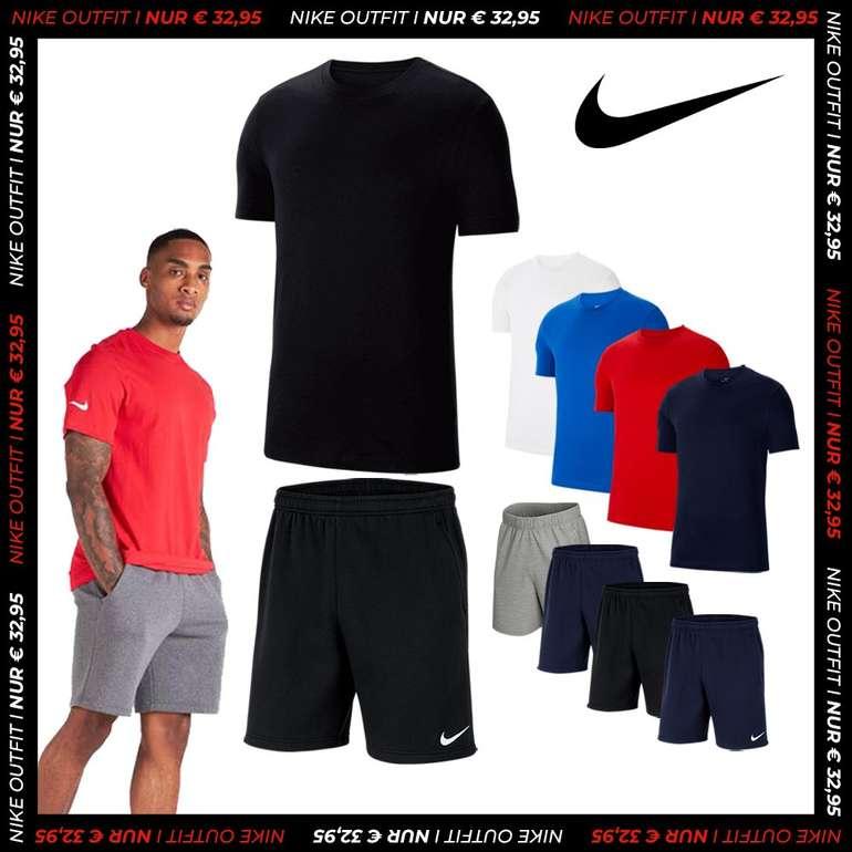 Nike Freizeit Outfit Team Park 20 für 32,95€ inkl. Versand (statt 41€)