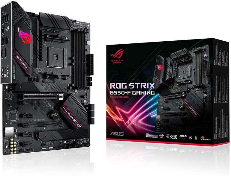 Asus ROG Strix B550-F Gaming Mainboard Sockel AM4 für 144,69€ inkl. Versand (statt 169€) - Newsletter