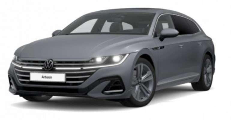 Gewerbeleasing: VW Arteon Shooting Brake mit 190 PS für 177€ netto mtl. (LF: 0.40, Abholung: 999€)