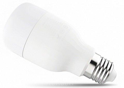 Xiaomi Yeelight Smartlight E27 (Weiß, APP-Steuerung) für 8,39€ inkl. Versand