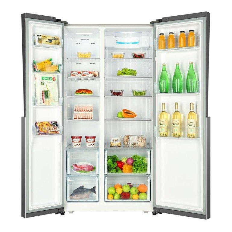 Haier HRF-521DS6 NoFrost Side-by-Side Kühlschrank für 499€ inkl. Versand