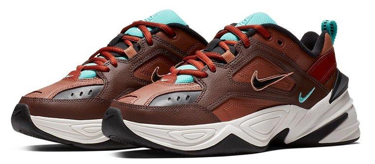 "Nike M2K Tekno Sneaker im ""Mahogany Mink""-Colourway für 49,99€ inkl. VSK"