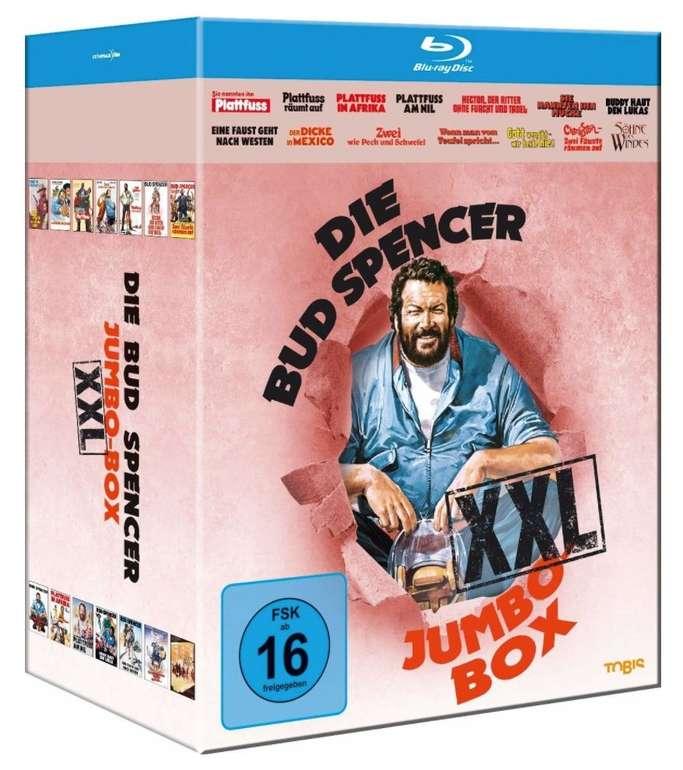 Die Bud Spencer Jumbo Box XXL [Blu-ray] für 39,97€ inkl. Versand (statt 60€)