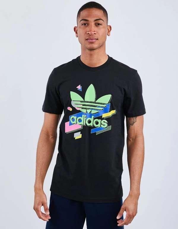 Adidas Herren T-Shirt Trefoil Logo für 9,99€ inkl. Versand (statt 30€)