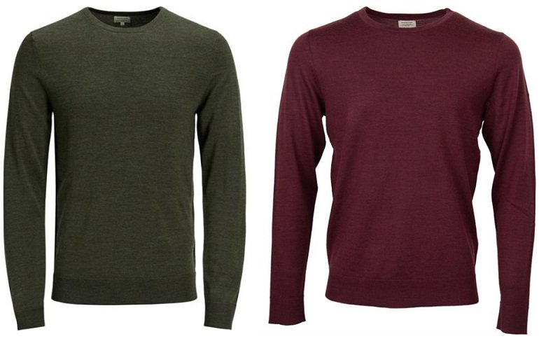 Jack & Jones Crew Neck Pullover JJEMARK Knit