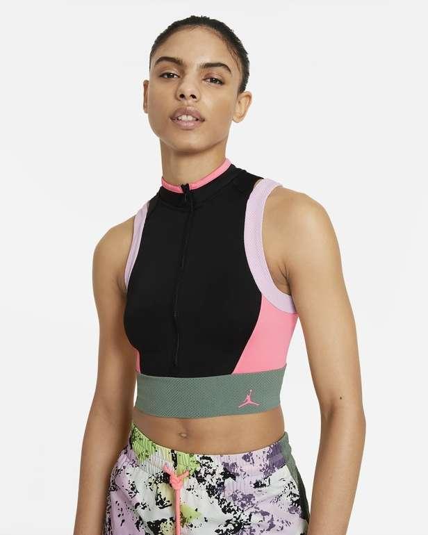 Jordan Heatwave Damen Kurzoberteil für 28,10€ inkl. Versand (statt 43€) - Nike Membership!
