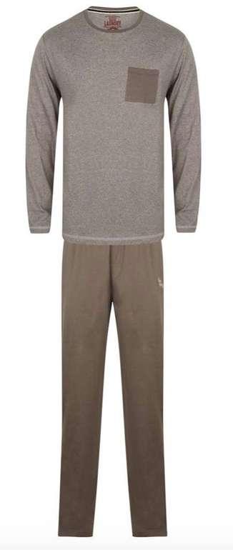 Tokyo Laundry Jeddo Herren Cotton Lounge Pyjama Set für 11,15€ inkl. Versand (statt 20€)