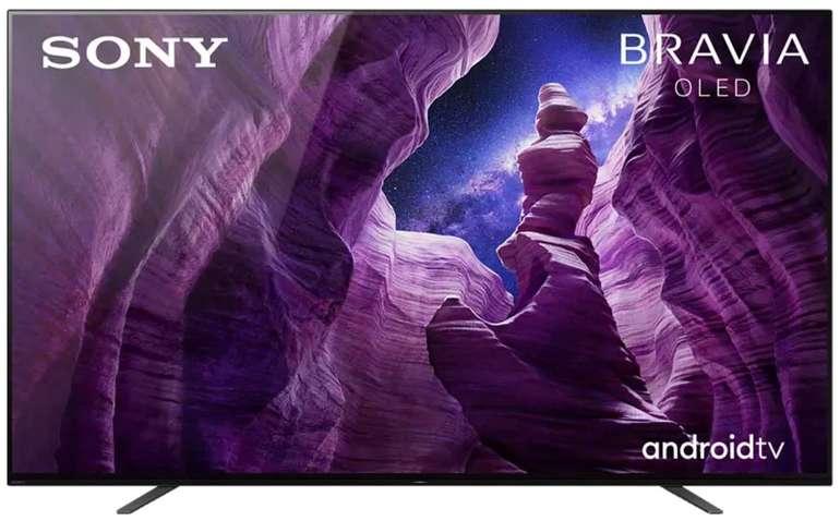 Sony KD-65A8 - 65 Zoll 4K UHD OLED Android Smart-TV für 1.938,61€ inkl. Versand (statt 2.249€)