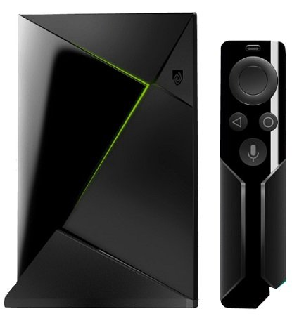 NVIDIA Shield TV Media Streaming Player für 172,36€ inkl. Versand (statt 199€)