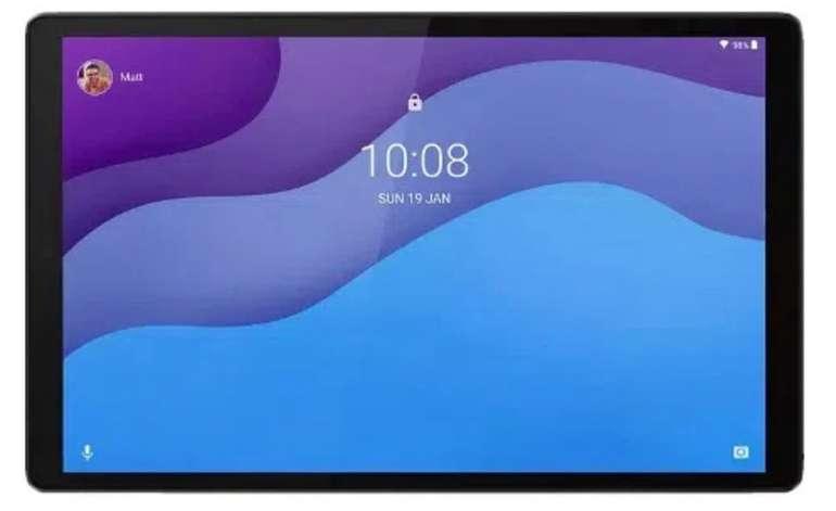 Lenovo Tab M10 HD (2. Generation) - 10,1 Zoll Tablet mit 64GB Speicher für 139,40€ (statt 178€)