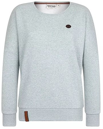 "Naketano Damen Sweatshirt ""2 Stunden Sikis Sport"" ab 20,78€ (statt 40€)"